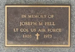 Joseph Mathews Fell