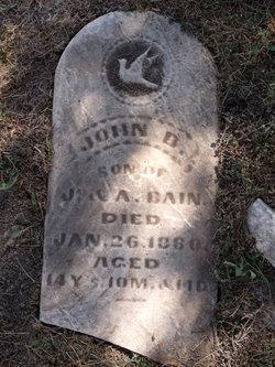 John E Bain