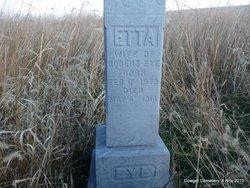 Etta <I>Cowger</I> Eye