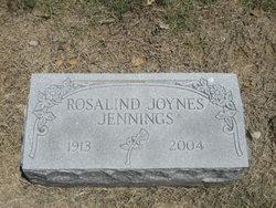 Rosalind Lois <I>Joynes</I> Jennings