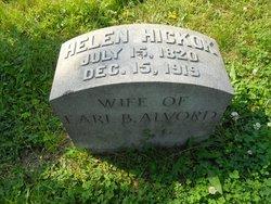 Helen <I>Hickok</I> Alvord