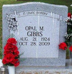 Opal M. Gibbs