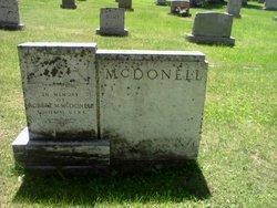 Robert M McDonell