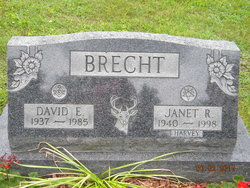 Janet R <I>Harvey</I> Brecht