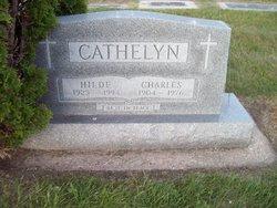 Hilde <I>Mueller</I> Cathelyn