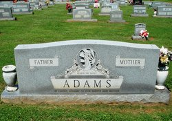 "Eddie Wilton ""Buck"" Adams"