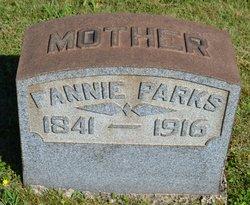Fannie <I>Jones</I> Parks