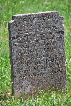 Eleanor <I>Hixson</I> Anderson