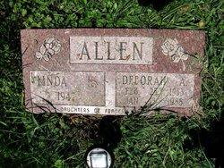 Deborah A Allen