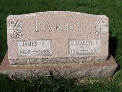 Elizabeth E. <I>Miller</I> Barry