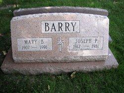 Joseph Paul Barry