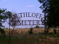 Dethloff Cemetery