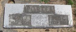 Mary Julette <I>Stone</I> Porter