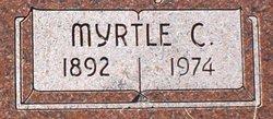 Myrtle C Shuler