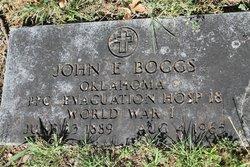 John E. Boggs