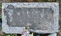 Kathleen F. <I>Chaney</I> Lundeen