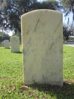 Mary Virginia Fields