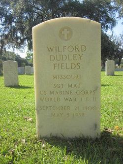 Wilford Dudley Fields