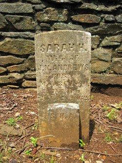 """Sarah Hamilton """"Sally"""" <I>Graham</I> Andrews"""