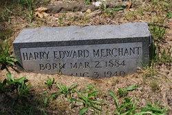 Harry Edward Merchant