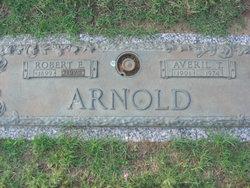 Robert Eugene Arnold
