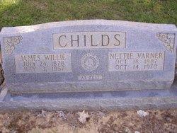 Nettie Frances <I>Varner</I> Childs