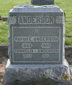Cornelia F Anderson