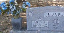 Sidney B Ducre