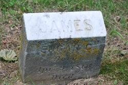 Edgar C James