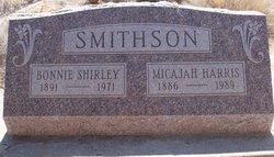 Micajah Harris Smithson