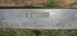Ida Louise <I>Meuth</I> Beck