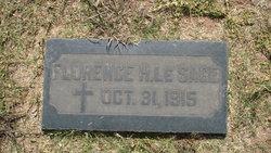 Florence H. LeSage