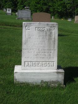 Maria M. <I>Irvine</I> Anderson