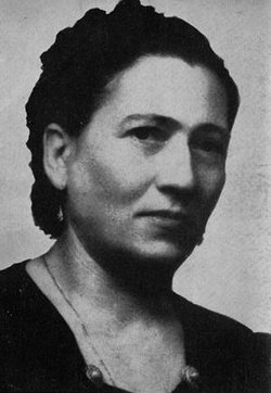 """Henrietta """"Chetta"""" Chevalier"""