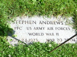 Stephen Andrews