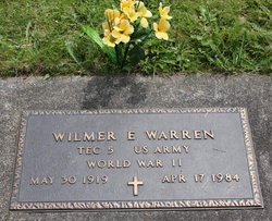 Wilmer Earnest Warren