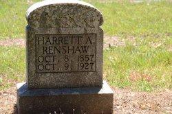 Harrett Ann <I>Armstrong</I> Renshaw
