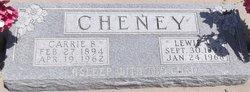 Lewie V. Cheney