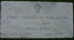 James Alexander Finlayson