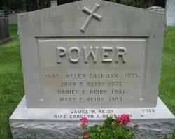 Helen C <I>Power</I> Hennessey Cashman