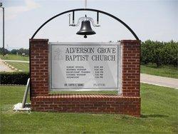 Alverson Grove Baptist Cemetery