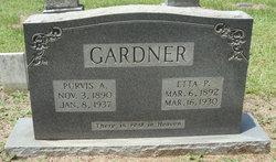 Purvis A. Gardner