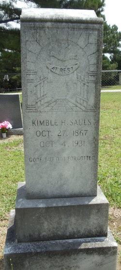 Kimble Hiram Sauls