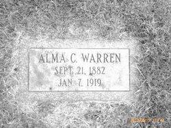 Alma Cyprus Warren