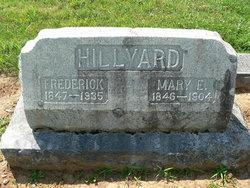 Pvt Frederick Hillyard