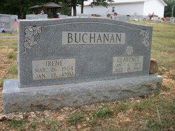 Clarence Ellis Buchanan