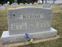 Claude S. Buchanan