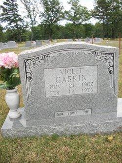 Violet Gaskins