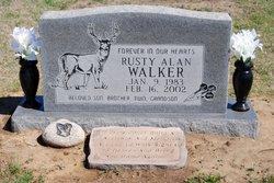 Rusty Alan Walker