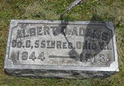Albert Quincy Adams